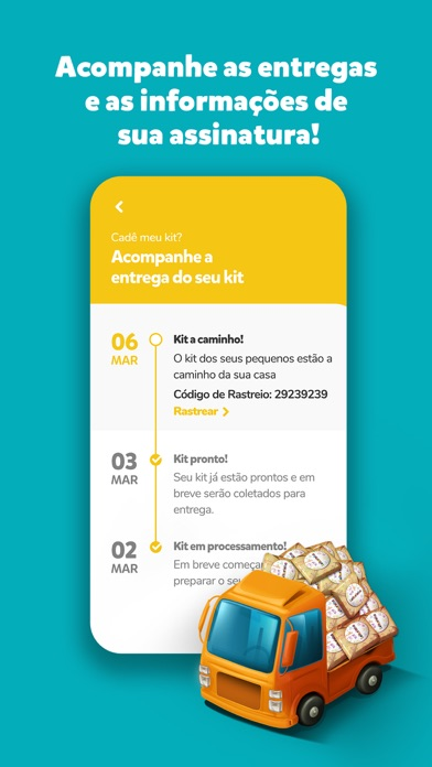 Leiturinha screenshot 4