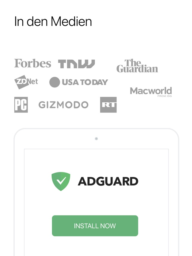 adguard werbeblocker