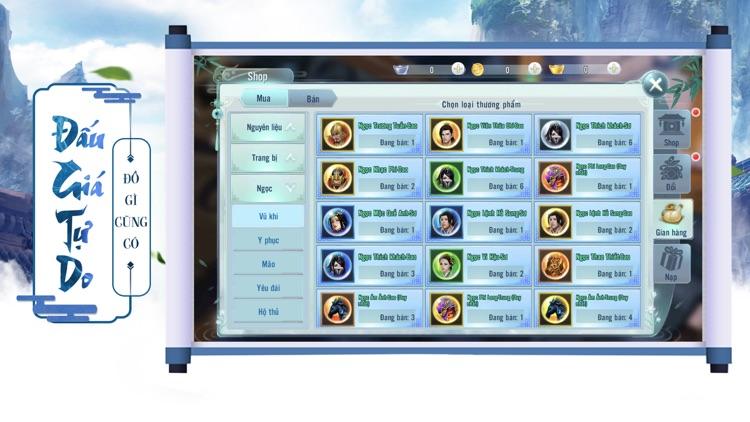 Nhất Kiếm Giang Hồ 3D screenshot-4