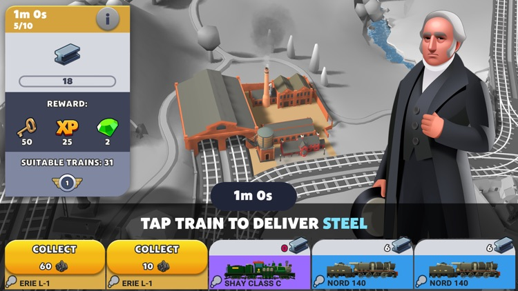 Train Station 2: Tycoon Sim screenshot-3