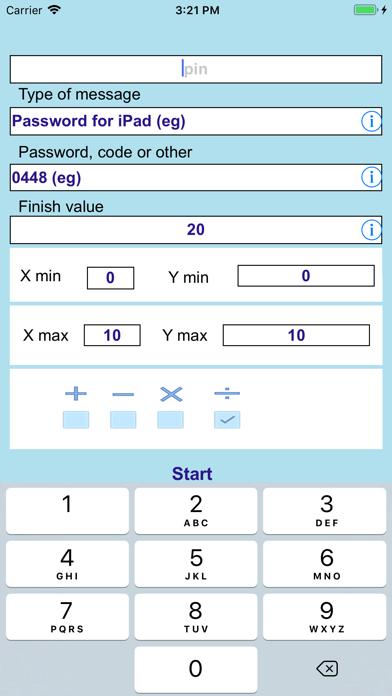 MathA screenshot #1