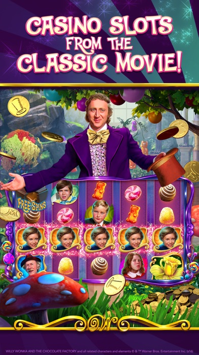 download Willy Wonka Slots Vegas Casino