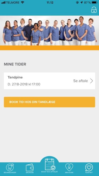 Screenshot for Godt Smil in Denmark App Store