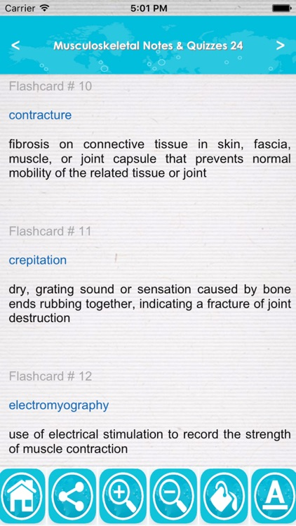 Musculoskeletal Exam Prep :Q&A screenshot-0