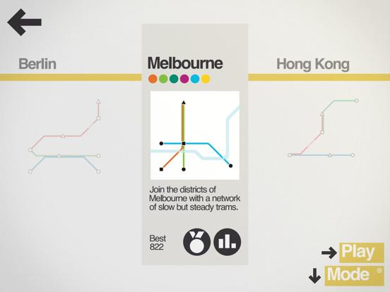 Mini Metro | App Price Drops