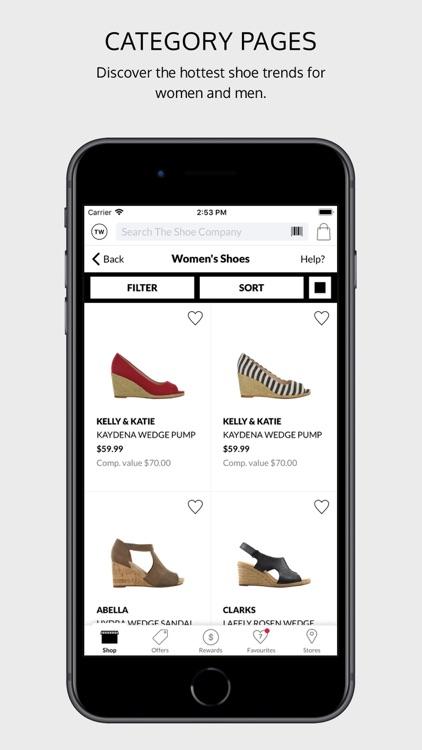 The Shoe Company screenshot-3