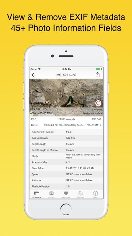 EXIF Viewer by Fluntro screenshot-3