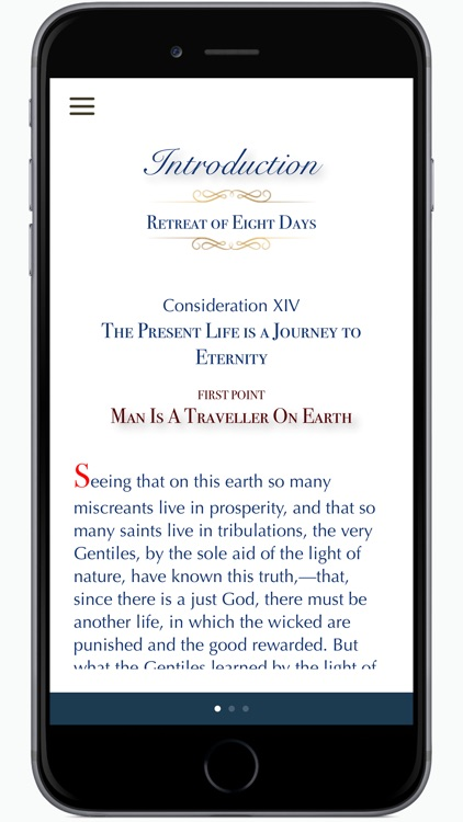 Eight-Day Retreat screenshot-4