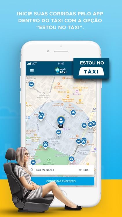 Vá de Táxi - O seu app de táxi screenshot-5