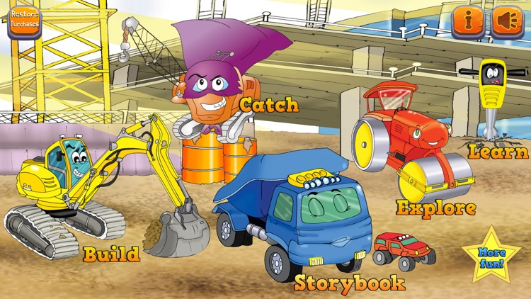 Truck Games for Kids Toddlers' screenshot-7