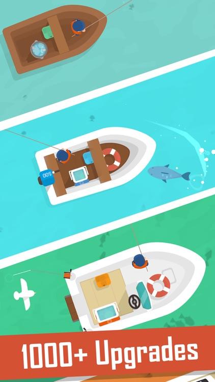 Hooked Inc: Fisher Tycoon screenshot-3