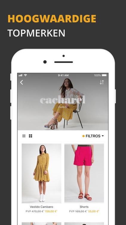 Zalando Privé - Outlet Online screenshot-1