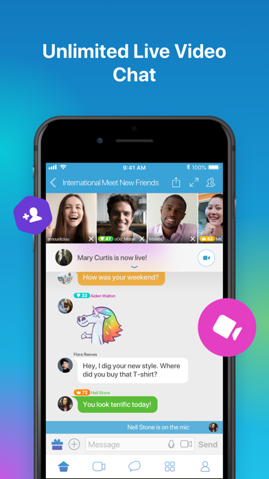 Paltalk - Free Video Chat screenshot