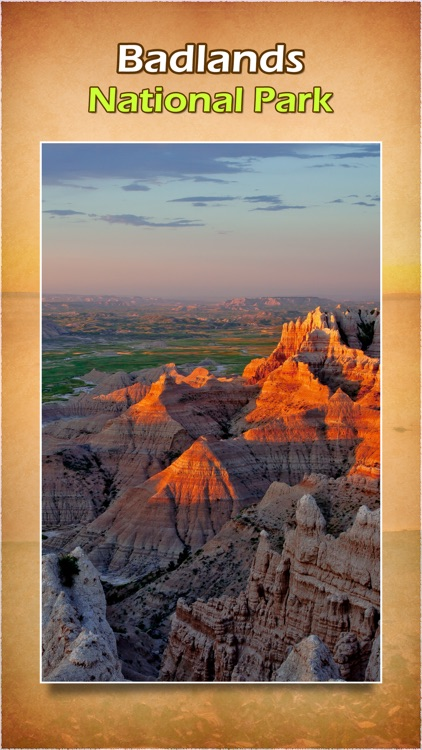 Badlands National Park Guide screenshot-0