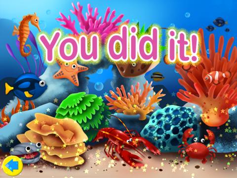 Ocean Jigsaw Puzzle 123 iPad - náhled