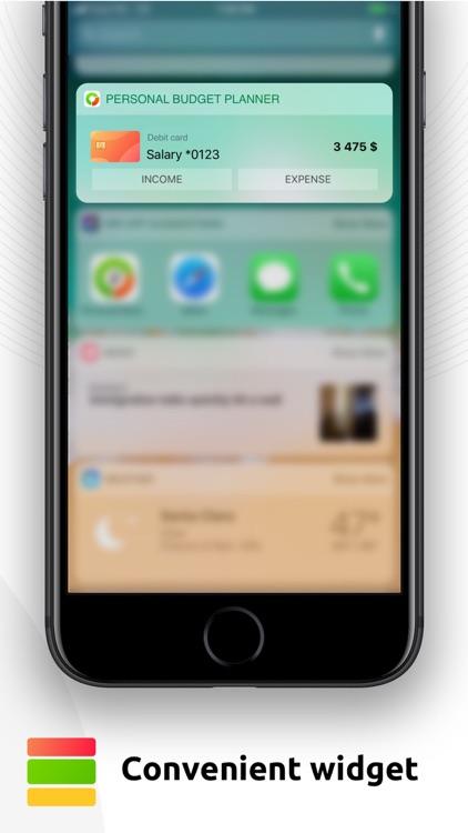 Personal Budget Planner screenshot-6