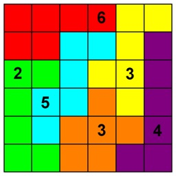 Logi5Puzz+ 3x3 to 16x16 Sudoku