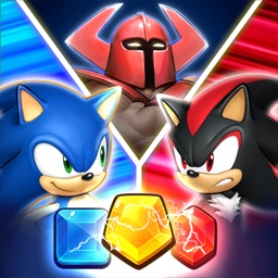 SEGA Heroes: Match 3 RPG Game