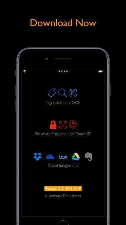 JotNot Scanner App screenshot-4