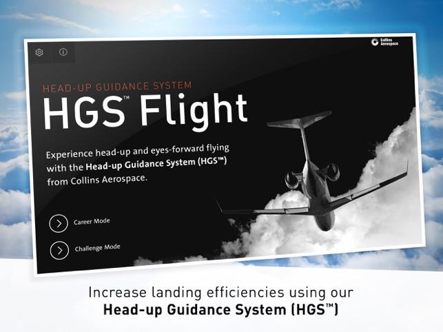 HGS Flight on the App Store