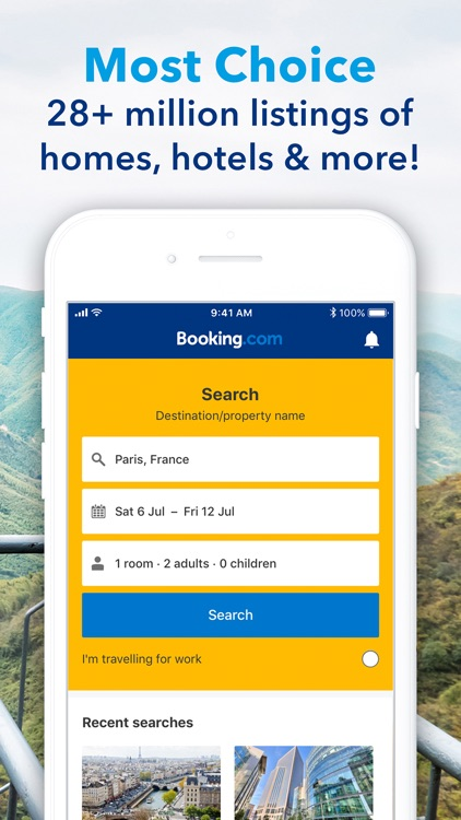 Booking.com: Hotels & Travel screenshot-8