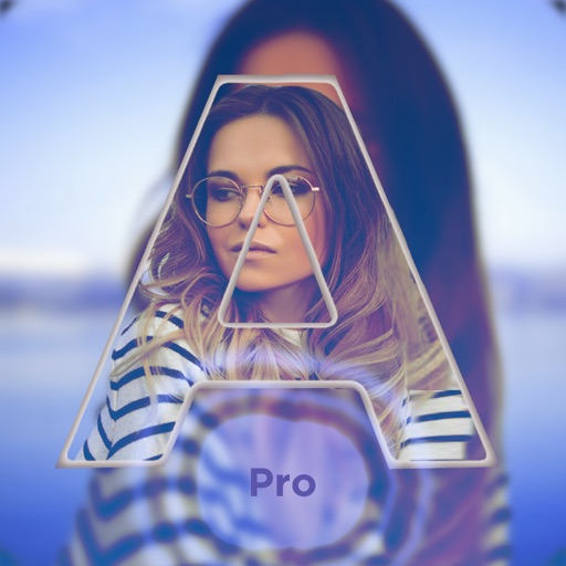 PIP Alphabet–PhotoinLetterPRO