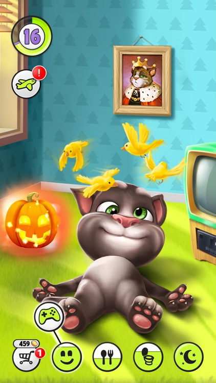 My Talking Tom screenshot-0