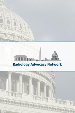 ACR Radiology Advocacy Network - náhled
