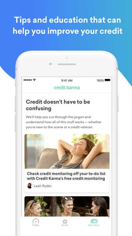 Credit Karma screenshot-3