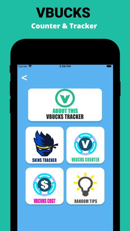 VBucks Tracker For Fortnite