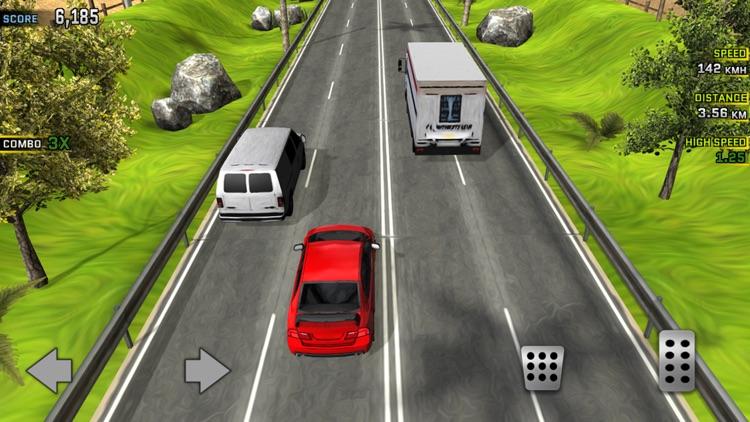 Car Traffic Racer screenshot-5