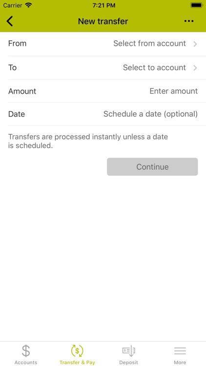 Fairport Savings Bank - Mobile screenshot-4