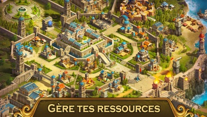 Guns of Glory: guerre MMO sur pc