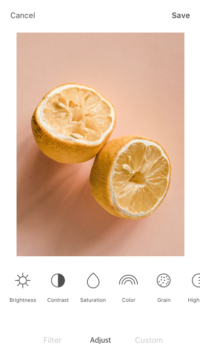 Foodie - Camera for life for Windows