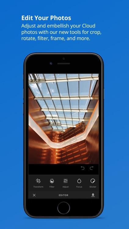Pocket Geek Cloud screenshot-5