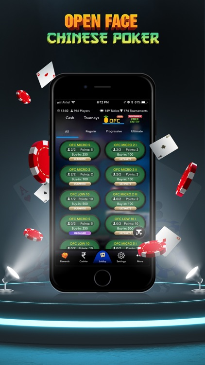 PokerBaazi: Online Poker screenshot-2