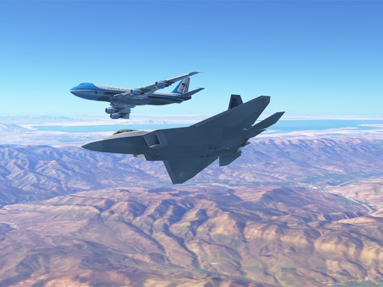 Infinite Flight Screenshots