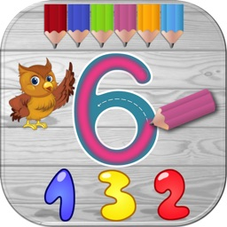 123 Learn to Write Number Game