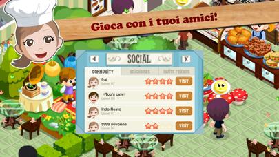 Screenshot of Restaurant Story4