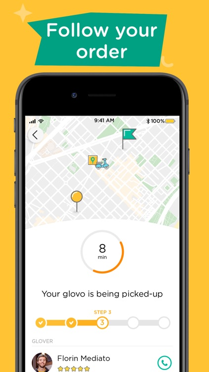 Glovo-More Than Food Delivery screenshot-4