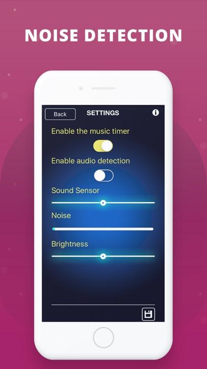 Baby Night Light - Sleep Aid screenshot-4