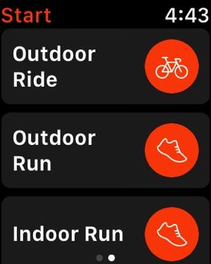 Strava トレーニング:ランニング&サイクリング Screenshot