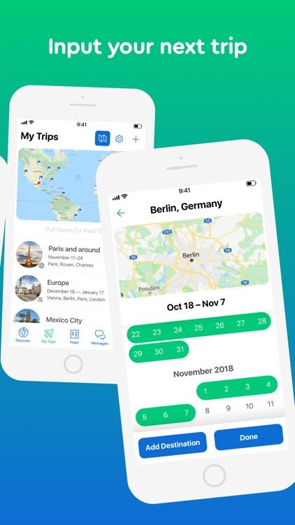 Marco | Your Social Travel Hub
