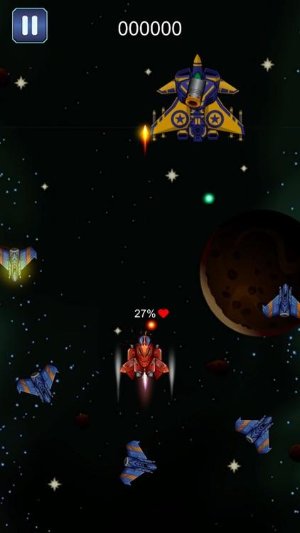Galaxy StarWars-Space Shooter screenshot-4