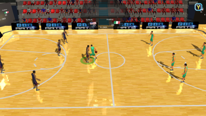 Slam & Dunk Basketball Pro screenshot 3