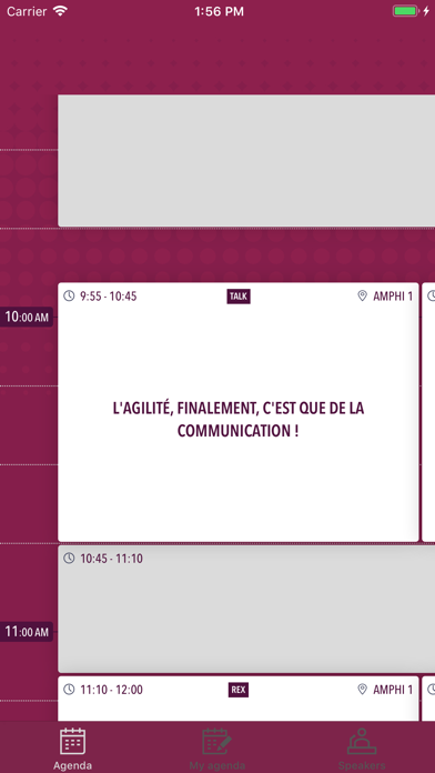 AgileLaval Screenshot
