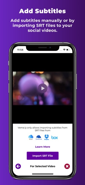Veme ly: Transcribe Videos on the App Store