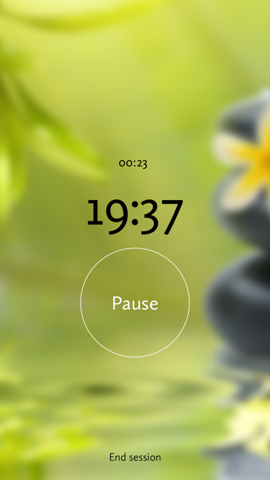 ZenFriend - Meditate daily. screenshot one
