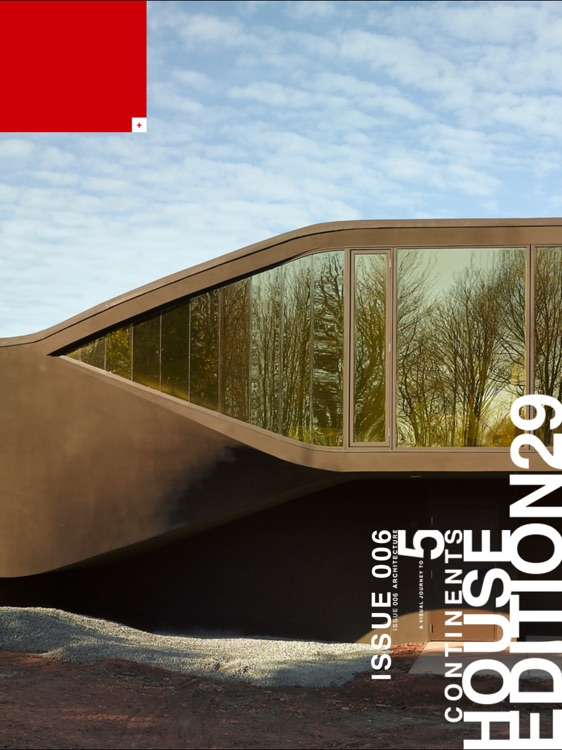 EDITION29 ARCHITECTURE VOLUMES