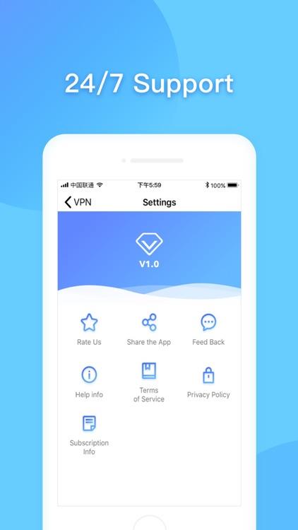 Victory VPN - Unlimited VPN